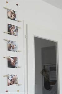 Accroche Cadre Sans Trou : comment afficher des photos au mur sans cadre punaises ~ Premium-room.com Idées de Décoration