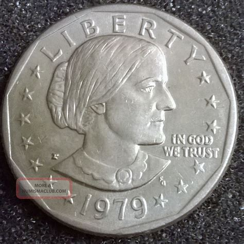 1979 susan b anthony dollar value 1979 susan b anthony one dollar coin value