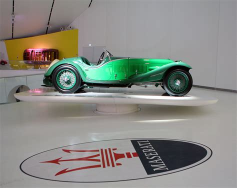 Maserati At Enzo Ferrari