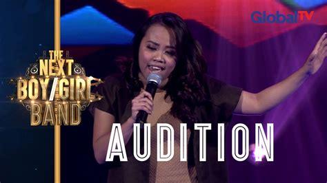 Rahmi Mercy Singing Audition The Next Boy Girl Band