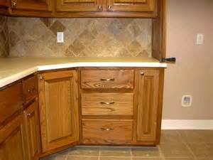 kitchen cabinet corner ideas corner kitchen cabinet squeeze more spaces home design decor idea