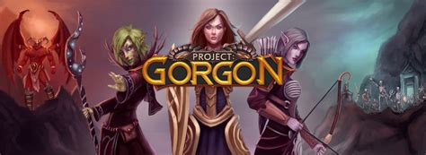 Project: Gorgon - A Fantasy MMO