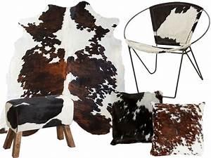 ou trouver de la deco en peau de vache joli place With tapis peau de vache avec canape mags soft