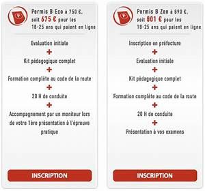 Inscription Code De La Route Prix : auto cole le permis de conduire prix cass sur internet et a cartonne ~ Maxctalentgroup.com Avis de Voitures