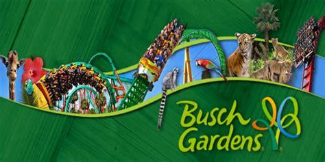 who owns busch gardens busch gardens ta offers bogo card deal and free