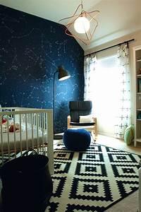 cosmic, nursery, decor