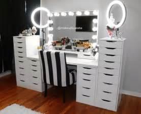 vanity mirror with lights ikea makeup vanity table with