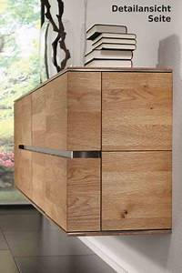 Hngeboard Sideboard Hngeschrank Wandschrank Asteiche
