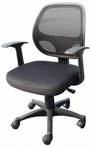 Diva Mesh Back Office Chair Black