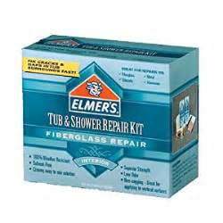 amazon com elmer s e769 tub and shower fiberglass repair