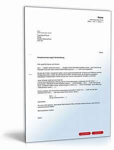 Fälligkeit Rechnung Bgb : schadensersatz wegen nicht erbrachter dienstleistung muster vorlage zum download ~ Themetempest.com Abrechnung