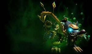 Twitch Classic Skin - Old - League of Legends Wallpapers