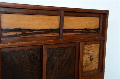 vintage kitchen cabinets for vintage japanese tea cabinet taisho period circa 1920 at 8835