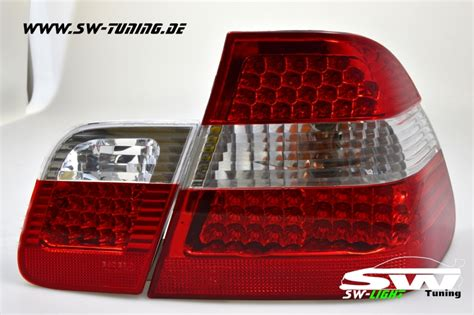 bmw e46 led rückleuchten led r 252 ckleuchten bmw e46 lim 98 01 tuning