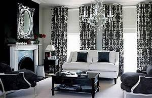 living room design black and grey living room With black and white living room decor