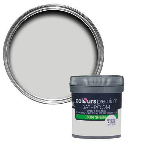 Kitchen Paint Colors B And Q by Colours Grey Smooth Masonry Paint 50ml Tester Pot