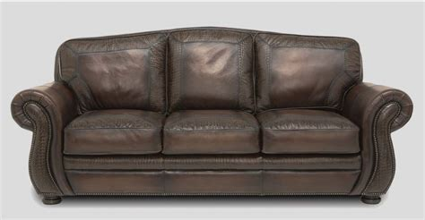 western leather sectional sofa specialty heritage leather sofa western sofas and