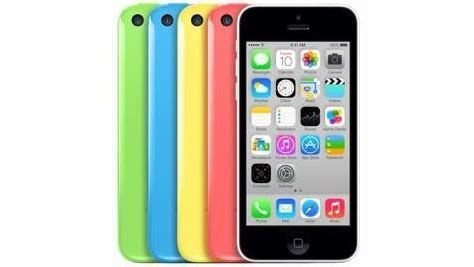 telecharger de l application iphone 5c