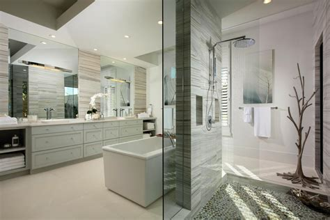 Luxury Spa Bathroom Designs by Rejuvenate Your Senses With Luxury Master Bathroom Designs
