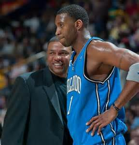 Tracy McGrady Orlando Magic