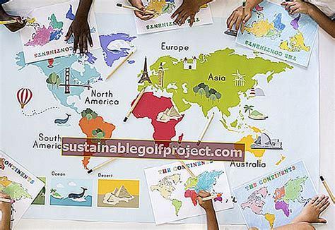 Palūrēt uz pasaules ģeogrāfisko atrašanās vietu, kuri ir ...