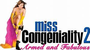 Miss Congeniality 2: Armed and Fabulous | Movie fanart ...
