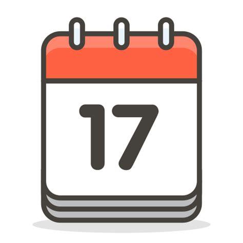 icono calendario gratis de vector emoji