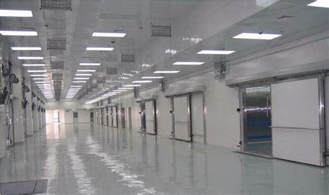 vegetablefood processingwarehouse cold storage room