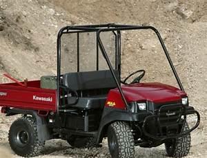 2005 Kawasaki Mule 3010  Trans 4x4  Kaf620 Service Repair
