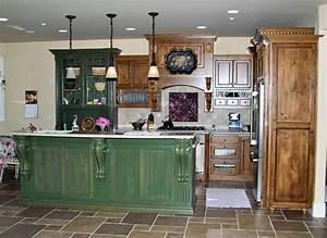 Home, Decor, Ideas, Primitive, Country, Kitchens, Decor, Ideas