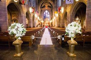 Wedding Ceremony Ideas 13 Dcor Ideas For A Church