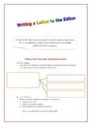 worksheets writing a letter