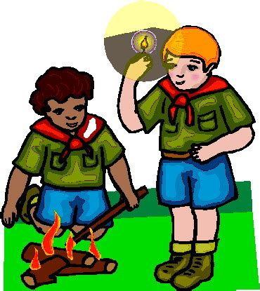 Scouting clip art | Clipart Panda - Free Clipart Images