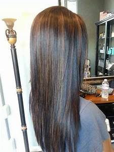 The 25+ best ideas about Highlights Black Hair on ...