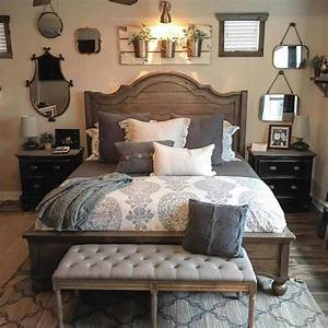 20, Serene, Country, Bedroom, Design, Ideas