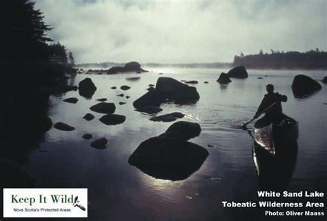 tobeatic wilderness area  protected areas nova