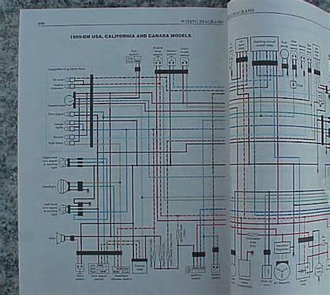 Vstar Wiring Diagram by 1998 2011 Yamaha V Vstar Xvs 650 Classic Custom