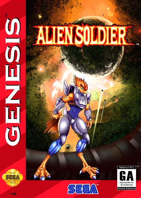 alien soldier details launchbox games
