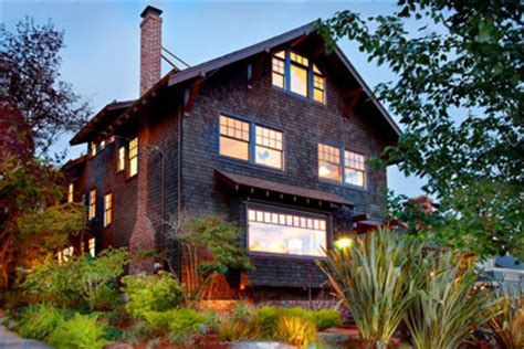 craftsman style home interiors craftsman home on arch st listed in 25 years