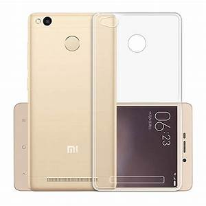 Soft Case For Xiaomi Redmi 3 Pro Protective Phone Shell
