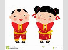 Chinese children clipart Clipart Collection Chinese