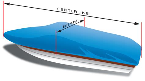 Boat Cover For Yachts by How To Measure A Boat Cover Size National Boat Covers