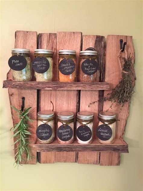 practical handmade spice rack ideas     organize  kitchen style motivation