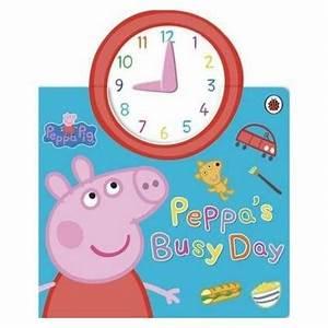 Peppa's Busy Day - English Wooks