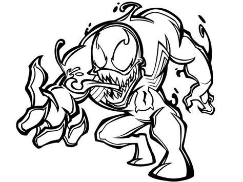 lego venom coloring pages  spiderman coloring