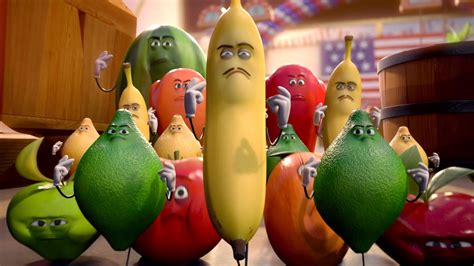 Sausage Party The Fruits Attack Youtube