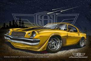 Pin by Vicente Mercado on 77 Camaro Car images, Chip