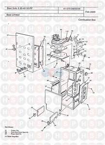 Baxi Solo 3 80 Pf  Assembly 5  Diagram