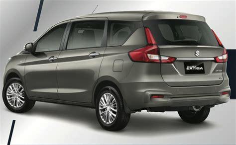 2018 Suzuki Ertiga Commences Production In Indonesia