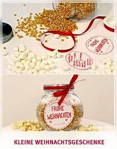 Kleine Geschenke Selber Machen : kleine weihnachtsgeschenke selber machen kleine ~ Lizthompson.info Haus und Dekorationen
